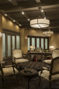 dallas hotel lobby interior design